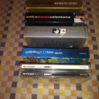 5 cofanetti cd Italiani