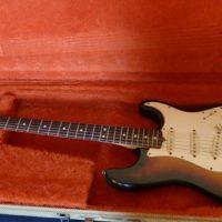 Chitarra elettrica Fender e amplificatori