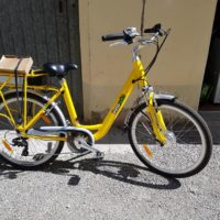Bici elettrica nuova