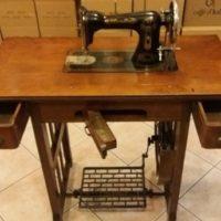 Antica macchina da cucire