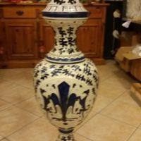 Vaso ceramica artistica