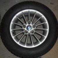 5 cerchi in lega x BMW