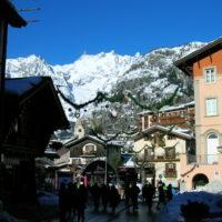 Courmayeur Val d'Aosta