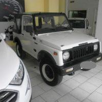 Suzuki sj 410 cabrio